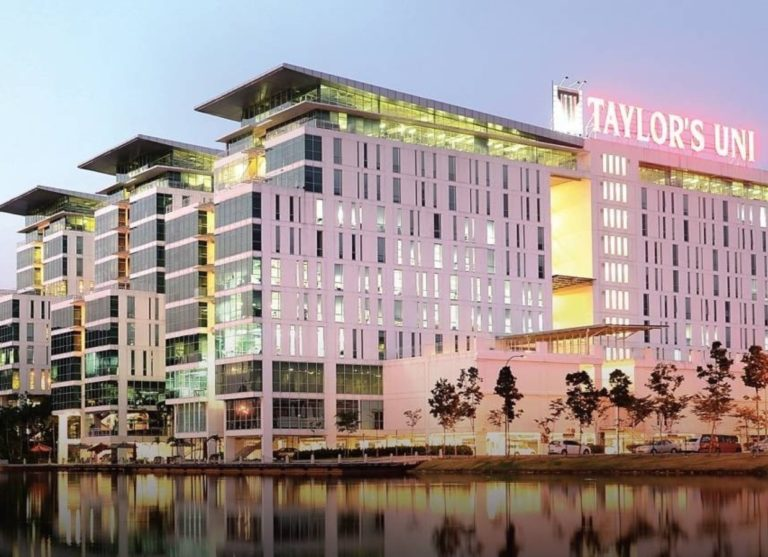 MBBS in Malaysia- Taylor's University
