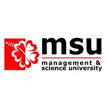 MBBS in Malaysia- Management and Science University logo