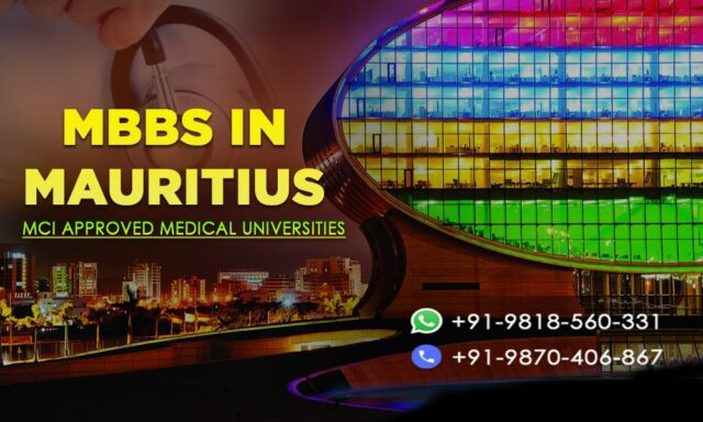 Study MBBS In Mauritius For Indian Students