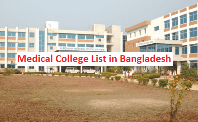 Top Private Medical Colleges In Bangladesh